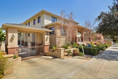 Pasadena Condo/Townhouse For Sale: 1446 N Fair Oaks Avenue #106
