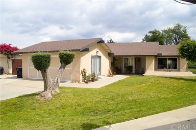 Single Family Home For Sale: 23008 Mink Drive