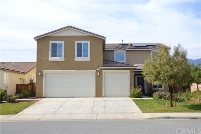 Beaumont Single Family Home For Sale: 1368 Laurestine Way