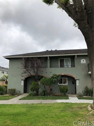 Buena Park Condo/Townhouse For Sale: 8084 Santa Inez Way