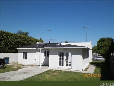 Lynwood Multi Family Home For Sale: 11817 Atlantic Avenue