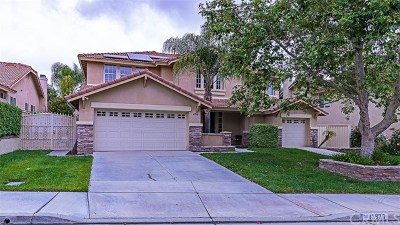 Riverside, Temecula Single Family Home For Sale: 43930 Carentan Drive