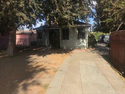 Lynwood Single Family Home For Sale: 3181 Carlin Avenue