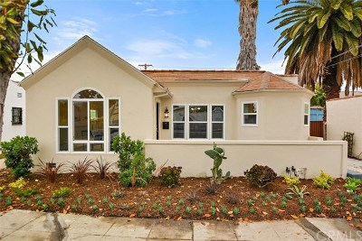 Los Angeles Single Family Home For Sale: 4417 W 29th Street