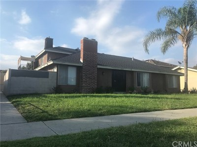 Anaheim Single Family Home For Sale: 2543 E Park Lane