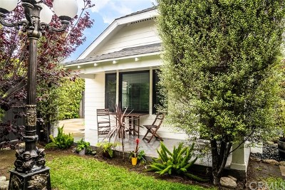 Costa Mesa Single Family Home For Sale: 185 Rochester Street