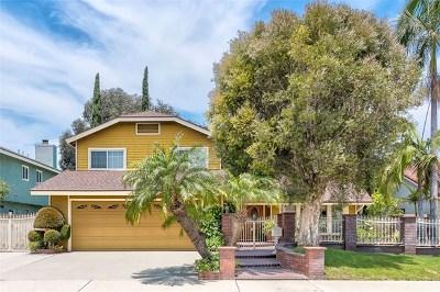 Buena Park Single Family Home For Sale: 7829 Poinsettia Drive