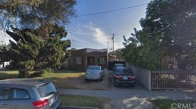 El Monte Single Family Home For Sale: 3022 Granada Avenue