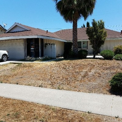 La Habra Single Family Home For Sale: 740 Ridgehaven Drive