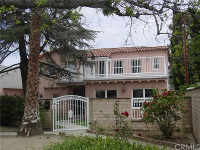 Bixby Knolls (Bk) Single Family Home For Sale: 3712 E/Falcon Ave.