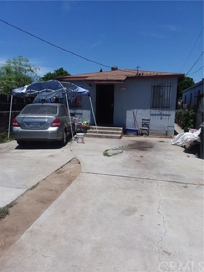 Norwalk Single Family Home For Sale: 12141 Nava Street