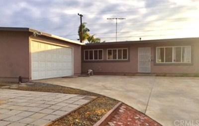Buena Park Single Family Home For Sale: 8393 Locust Drive