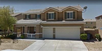 Lancaster Single Family Home For Sale: 4736 W Avenue J1