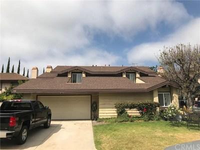 Orange Multi Family Home For Sale: 3447 W Park Balboa Avenue