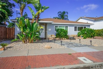 San Diego Single Family Home For Sale: 4941 Gary Street