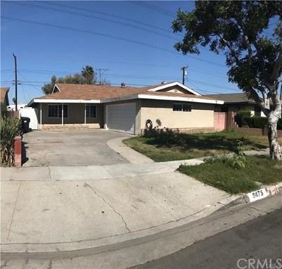 Whittier Single Family Home For Sale: 8475 Summerfield Avenue
