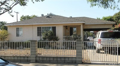 Paramount Single Family Home For Sale: 6827 San Miguel Street