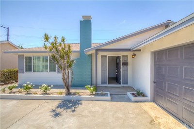 Buena Park Single Family Home For Sale: 8823 Grant Circle