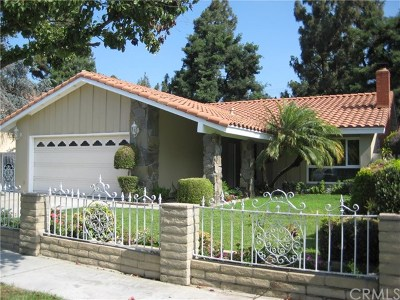 Cerritos Single Family Home For Sale: 12521 Bryce Circle