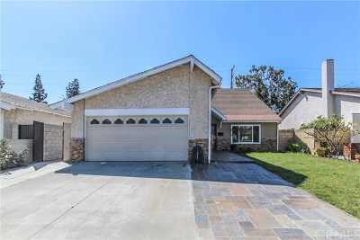 Cerritos Single Family Home For Sale: 13552 Abana Street