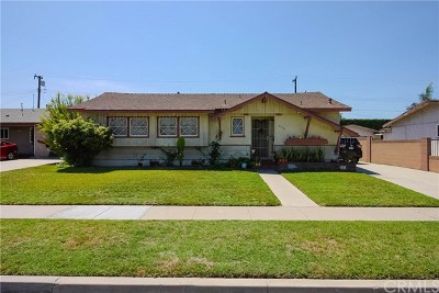 Buena Park Single Family Home For Sale: 6398 Flamingo Dr.