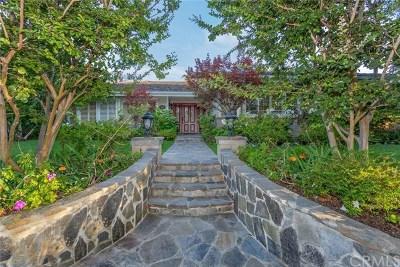 Long Beach Single Family Home For Sale: 5630 E Las Lomas Street