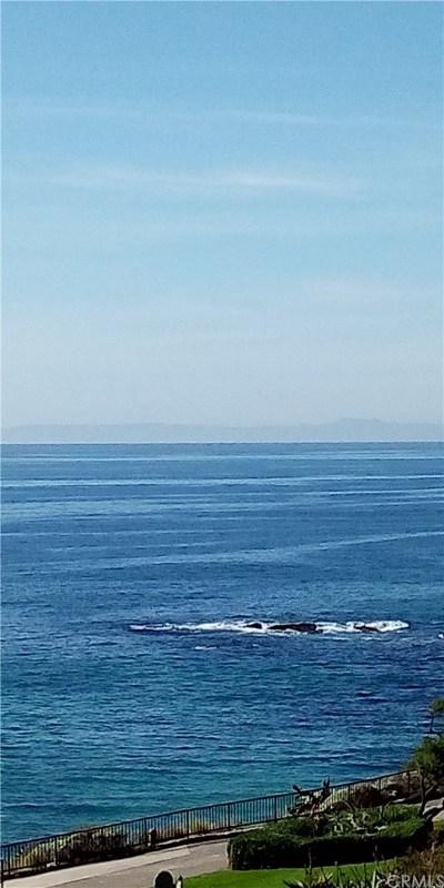 Laguna Beach Condo/Townhouse For Sale: 520 Cliff Drive #202