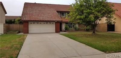 Cerritos Single Family Home For Sale: 12733 Alconbury Street