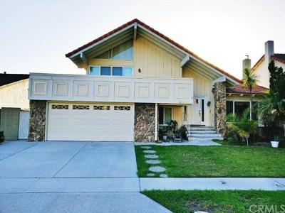 Cerritos Single Family Home For Sale: 16717 Monte Cristo Avenue