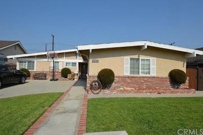 Whittier CA Single Family Home For Sale: $639,900