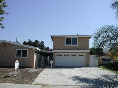 Fullerton Single Family Home For Sale: 2516 Santa Ysabel Avenue