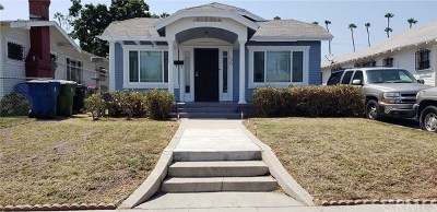 Los Angeles Single Family Home For Sale: 5223 Ruthelen Street