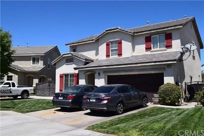 Lancaster Single Family Home For Sale: 4423 W Vahan Court
