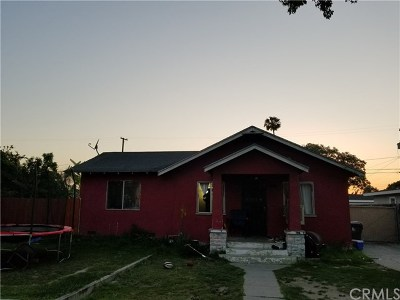 Long Beach Single Family Home For Sale: 5849 Falcon Avenue