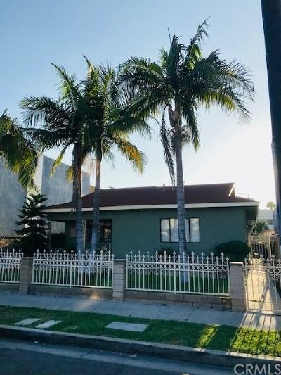 Artesia Multi Family Home For Sale: 18103 Arline Avenue