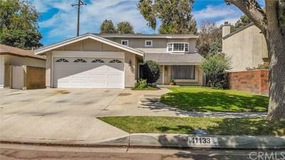 Cerritos Single Family Home For Sale: 11133 Gonsalves Place