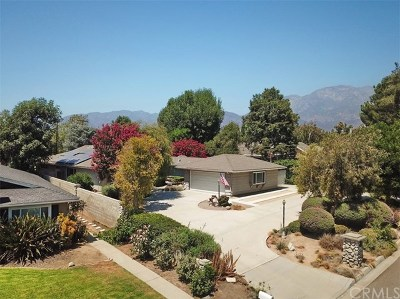 Rancho Cucamonga Single Family Home For Sale: 7508 Cerrito Rojo Drive