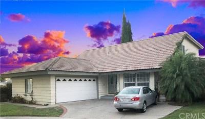 Cerritos Single Family Home For Sale: 10705 Ashworth Circle