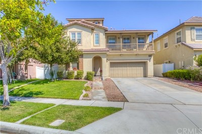 Chino Single Family Home For Sale: 8610 Quiet Woods Street