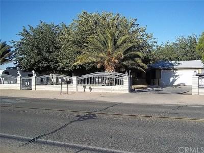 Hesperia Single Family Home For Sale: 8277 Peach Avenue