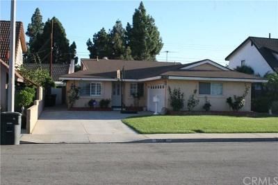 Artesia Single Family Home For Sale: 12058 Hibbing Street