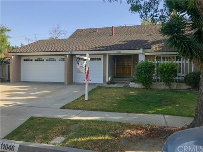 Cerritos Single Family Home For Sale: 11046 Bingham Street