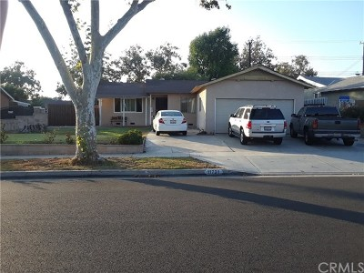 La Mirada Single Family Home For Sale: 11731 Hollyview Drive