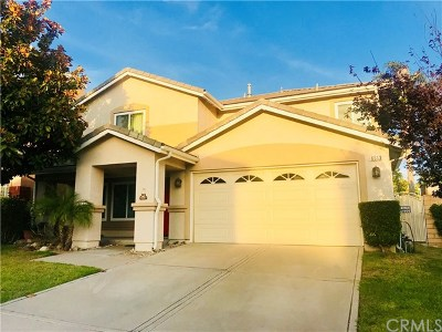 Rancho Cucamonga Single Family Home For Sale: 6553 Vianza Place