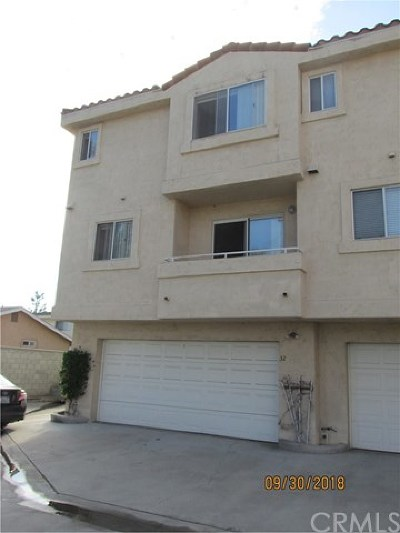 Cypress Condo/Townhouse For Sale: 5332 Bishop Street