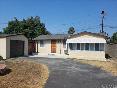 San Gabriel Single Family Home For Sale: 5635 Angelus Avenue