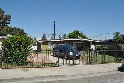 Norwalk Single Family Home For Sale: 12141 Hermosura Street