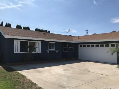 Buena Park Single Family Home For Sale: 6170 Flamingo Drive