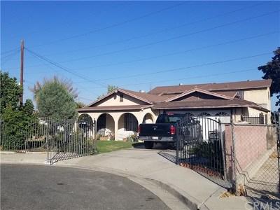 Baldwin Park Single Family Home For Sale: 3440 Westcott Avenue