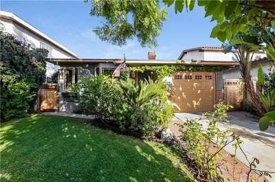 Manhattan Beach Single Family Home For Sale: 3600 Pine Avenue